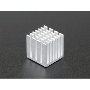 Radiaator 15 x 15 x 15mm Raspberry´le, alumiinium