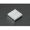 Radiaator 13 x 13 x 3mm Raspberry´le, alumiinium