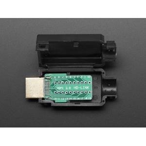 HDMI pistik, joodetav