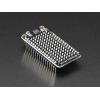 FeatherWing 15x7 CharliePlex LED maatriks displei, sinine