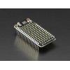 FeatherWing 15x7 CharliePlex LED maatriks displei, valge