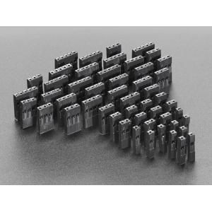 Makettjuhtme konnektori korpuste komplekt, 1-5p
