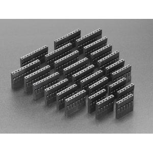 Makettjuhtme konnektori korpuste komplekt, 6-10p