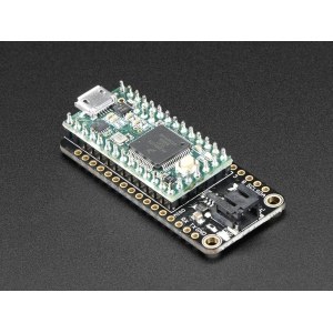 Feather adapter Teensy 3.x mikrokontrollerile