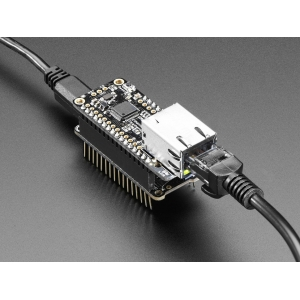 Adafruit Ethernet FeatherWing - LAN laiendusplaat