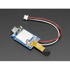 Miniatuurne videokaamera MicroSD kaardi pesaga