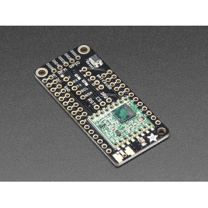 Adafruit LoRa Radio FeatherWing - RFM95W RF raadiomoodul, 868MHz