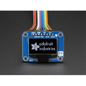 OLED displei 0.96´´ 128x64, SSD1306 kontroller