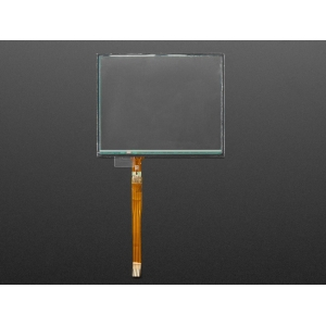 Resistive Touch screen - 3.7´´ Diagonal