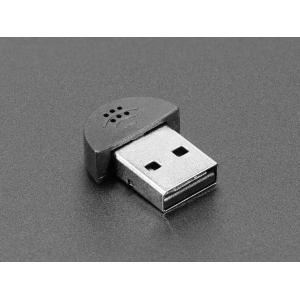 Mini USB mikrofon