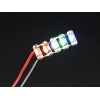 Adafruit LED Sequins - Multicolor Pack of 5