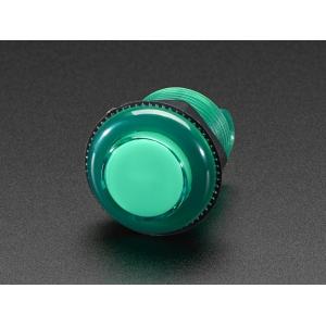 Nupplüliti 30mm, LED valgusega, roheline