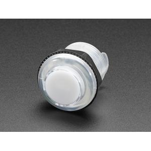 Nupplüliti 30mm, LED valgusega, valge