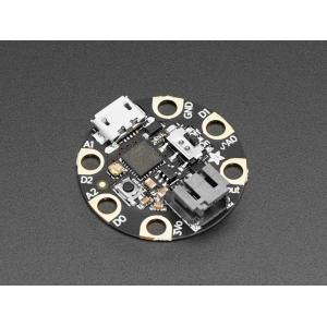 Adafruit GEMMA M0 - miniatuurne kostüümielektroonika kontroller