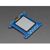 SHARP Memory Display - 1.3´´ E-paber displei, 168x144