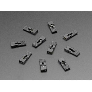 Jumper konnektorid, 2.54mm, 10 tk