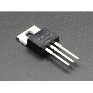 IRLB8721 - MOSFET N-kanaliga, 30V 60A, TO-220