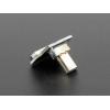 DIY HDMI Cable Parts - Right Angle (R Bend) Micro HDMI Plug