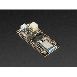 Adafruit Feather nRF52832 Bluefruit LE mikrokontroller, myNewt bootloaderiga