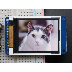TFT displei 1.8´´ 128x160, MicroSD kaardi lugejaga