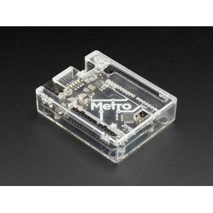 Arduino / Metro korpus, läbipaistev