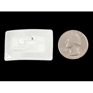 RFID/NFC 13.56MHz transponder kleebis, 1kB