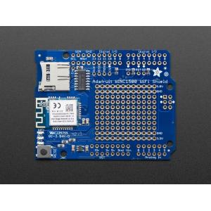 WINC1500 WiFi laiendusplaat uFL konnektoriga