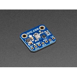 BME680 - õhurõhu, temperatuuri, niiskuse ja gaasiandur