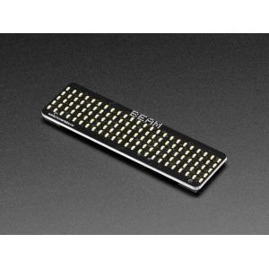 LED maatriks 5x24, 78 x 22mm, külm valge