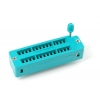 28-pin ZIF socket