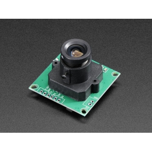 TTL Serial JPEG Camera with NTSC Video