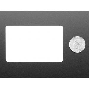 RFID/NFC 13.56MHz transponder kaart, NTAG203 kiibiga