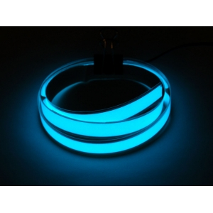Elektroluminestsents riba, Aqua, 1m