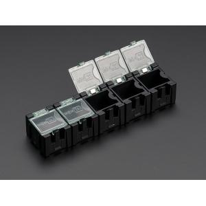 SMD komponendikarp ESD, 25 x 32 x 22mm, 5 tk