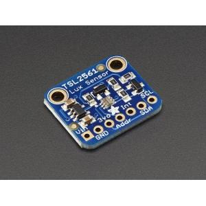 TSL2561 - digitaalne valgustugevuse andur, 3-5V