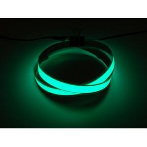 Elektroluminestsents riba, roheline, 1m