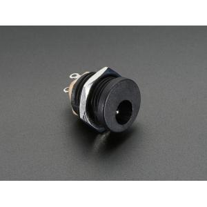 DC toitepesa 5.5/2.1mm, paneelile
