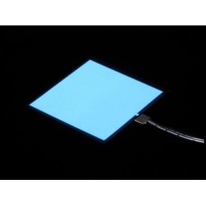 Elektroluminestsents paneel, valge, 10 x 10cm