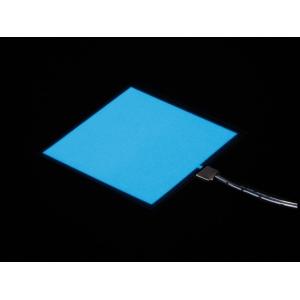 Elektroluminestsents paneeli stardikomplekt, valge, 10 x 10cm