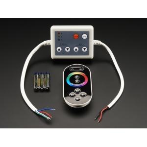 RGB LED riba kaugjuhitav puutetundlik kontroller