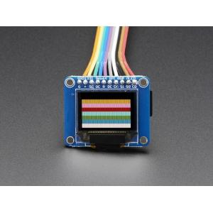 OLED RGB displei 0.96´´ 96x64, MicroSD kaardi lugejaga