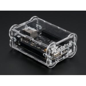 BeagleBone Bone Box - pleksiklaasist korpus