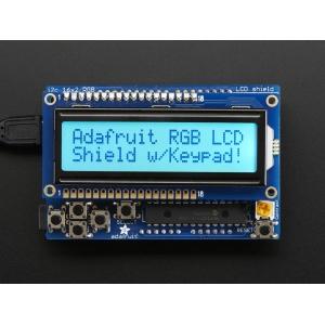 Arduino LCD 16x2 RGB maartiksdisplei, tume kiri, hele taust