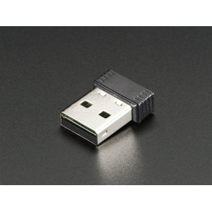 USB WiFi adapter (802.11b/g/n) Raspberry´le
