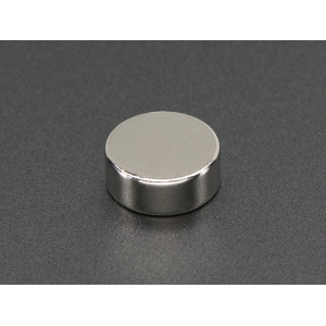 Magnet ketas, 12.7mm x 5mm