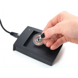 RFID/NFC 13.56MHz koodilugeja, PS/2