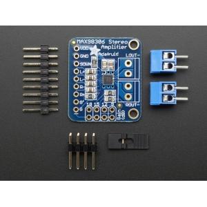 MAX98306 - Stereo 3.7W Class D Audio võimendi