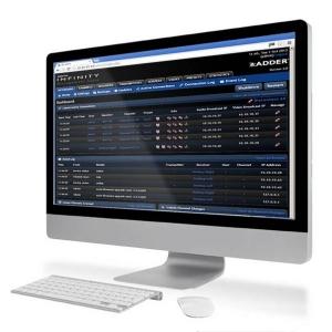Võrgu manageerimise tarkvara AdderLink Infinity AIM 192´le seadmele