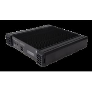KVM´i pikendaja läbi IP (2 x DP, 5 x USB-A, 3 x 3.5mm, 1x RJ45, 2x SFP+) Vastuvõtja