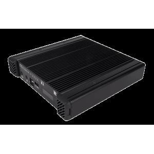 KVMi pikendaja (2x DP, 5x USB-A, 2x 3.5mm, 1x 3.5mm SPDIF, 1x RJ45, 2x SFP+) kuni 4000m(vastuvõtja)